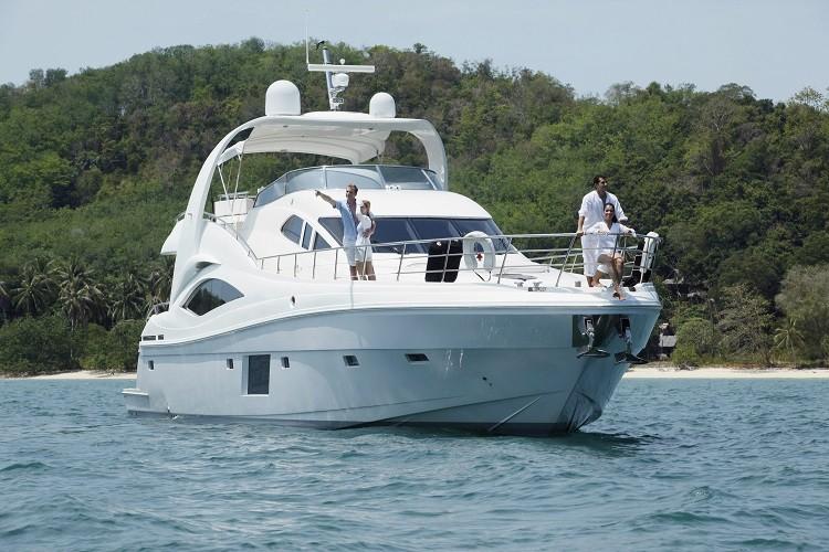 Zakup łodzi motorowej